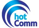 hotComm Logo